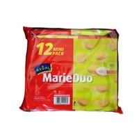 Regal Biscuit Biskuit Marie Duo Vanilla Vanila Isi 12 Pcs Sachet 12Pcs