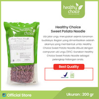 Healthy Sweet Potato Noodle200 gr