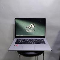 UltraBook Desain Asus VivoBook X505Z 2019 Ryzen 5 4/500 Full Set