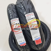 Ban Battlax S22 120/70 - 17 & 160/60 - 17 Ninja 250 R25 CBR 250 ZX25R
