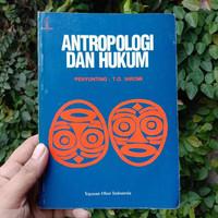 buku ANTROPOLOGI DAN HUKUM - T.O. Ihromi