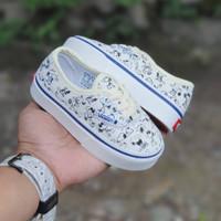 sepatu anak perempuan laki laki bayi 1 tahun vans anak authentic
