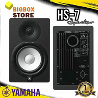 Speaker Monitor Studio Yamaha HS-7 / HS7 / HS 7