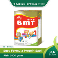 Morinaga BMT Plain 800Gr | Kiddy Baby Online