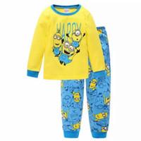 Baju tidur anak import minions piyama minions pajamas minions minion