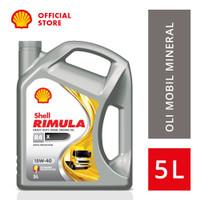 Oli Mesin Mobil Shell Rimula R4X (5L)