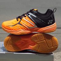 Sepatu Badminton Yonex Tokyo Orange Black