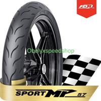 Paket Ban FDR Sport MP 57 Tubeless 90/80-17 & 90/80-17