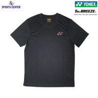 Kaos / Jersey Yonex Classic Tru Breeze 1810 Jet Black