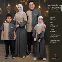 Baju muslim Couple keluarga shakinah set bisa satuan ori shofiya