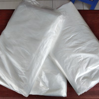 plastik Vakum Bening Bantal/Guling/Sprei/Bedcover/Dacron (60cm X100cm)