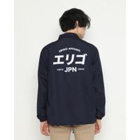 Erigo Coach Jacket Fujinkai Navy - M