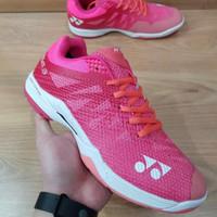 Sepatu Badminton Yonex Power Cushion Aerus 3 Pink Women