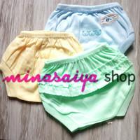 DOLPHIN 6 pcs Celana Dalam Renda Bayi Perempuan