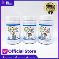 Slim Goal Obat Pelangsing Herbal, Detox Penurun Berat Badan, Obat Diet