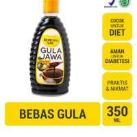 tropicana slim gula jawa 350 ml