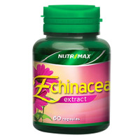 Nutrimax Echinacea Extract - 60 Kapsul - Meningkatkan Daya Tahan Tubuh