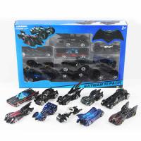Promo Diecast Mobil Batman 10 pcs | Pajangan Batmobile