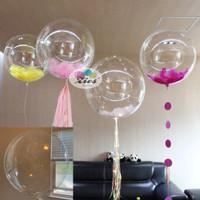 balon PVC transparnt / PVC balloon 36inch