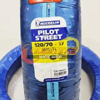 Ban Motor Tubeless Michelin Pilot Street 120/70 - 17 Vixion R15 CB150