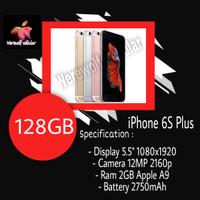 Iphone 6S Plus 128GB Grey Garansi distributor 1 Tahun