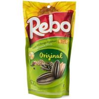 Rebo Original Kuaci Kwaci Biji Bunga Matahari 150gram 150 gram