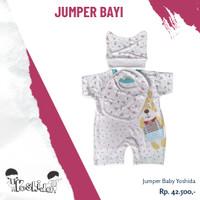 Jumper Bayi Yoshida + Ciput & Celemek / Jumpsuit (BKD-BABY YOSHIDA)