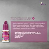 3 Botol Soman Reguler 15 ml