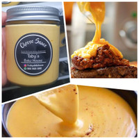 Cheese Sauce | Saus Keju 250ml