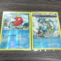 Pokemon TCG Gyarados AOR Full Art Rare Reverse Holo 21/98