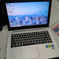 Laptop Gaming Asus A451LN Ssd samsung 250Gb Ram 12Gb i5 gen 4 vga 840m