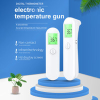 thermometer infrared digital non contact termogun termometer omron