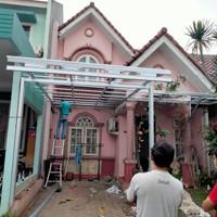 kanopi atap spandek tangerang