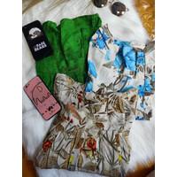 Daster Susun Anak Perempuan Baju Harian Anak Cewek Katun Murah