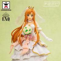 Action Figure Banpresto Craneking EXQ Asuna Wedding Sword Art Online