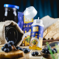 Daily Meal Blueberry Toast Butter 100ML by Vapebrand.co - Liquid
