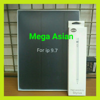 Smart case iPad air 1 air 2 gen 5 gen 6 + Stylus S Pen Universal