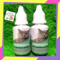 Medisafe Anti Muntah 30ml - Obat Anti Muntah Kucing Masalah Pencernaan