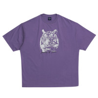 Kaos UNTOLD Tiger Face Purple - L