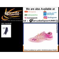 sepatu Badminton Yonex Aerus Z SP CODE Sepatu Yonex AerusZ Pastel Pink