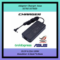 Adaptor Charger Asus X570Z X570ZD 19.5V 6.23A 120W