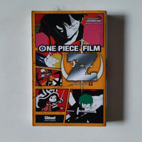 Komik Import Bahasa Perancis One Piece Z Film Vol 1 Full Color