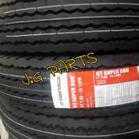 BAN LUAR MOBIL / TRUK GT GAJAH TUNGGAL 7.50 / 750 - 15 S88N 12PR