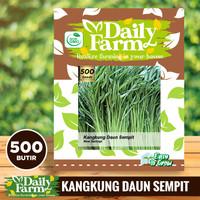 Daily Farm - Benih Bibit Kangkung New Serimpi - Daun Sempit