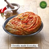 Kimchi premium halal 1kg by resto korea Nami Island Grill