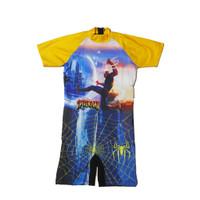 Baju Renang Diving Tanggung Karakter - SPIDERMEN, M