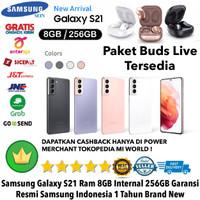 Samsung Galaxy S21 8GB/256GB S 21 8/256GB samsungS21 8/256 RESMI SEIN