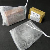 SOAP NET - foaming body scrubber - Republic of Soap