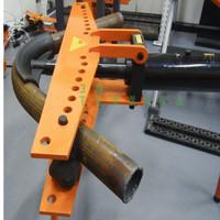 Alat Tekuk Bending Pipa Besi 1/2-2 Hydraulic Pipe Bender Set 2 In(3M)