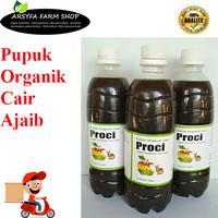 Pupuk organik cair urin kelinci ajaib sudah fermentasi 500ml